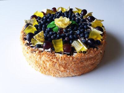 Tort owocowy 1